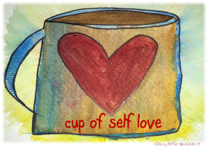 Cup Of Self Love